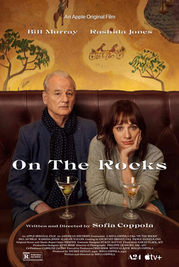 On the Rocks - in theatres 10/02/2020
