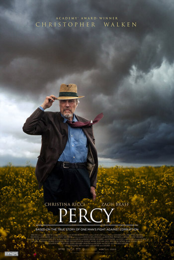Percy - in theatres 10/09/2020