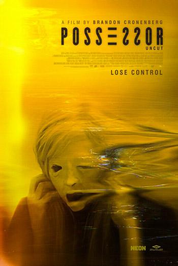 Possessor Uncut movie poster