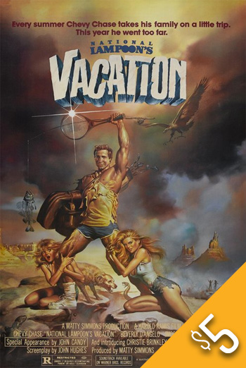 National Lampoon's Vacation movie poster