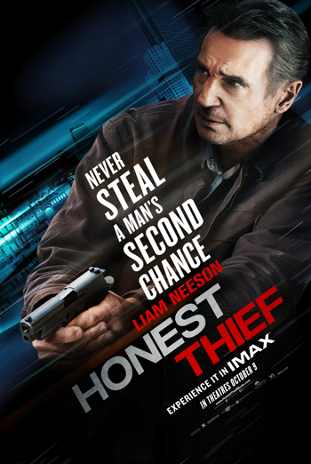 Honest Thief (IMAX) movie poster