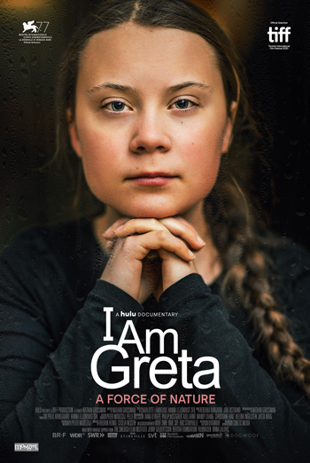 I Am Greta movie poster