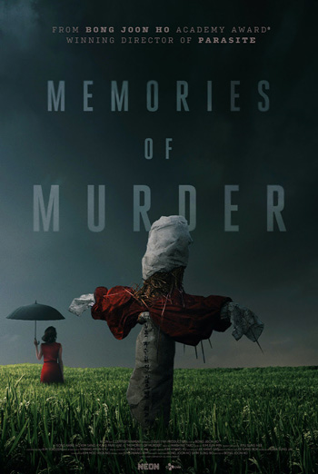 Memories of Murder (2003)(Korean w EST) movie poster