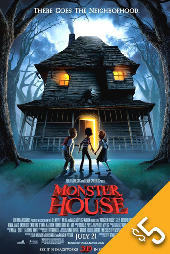 Monster House (2006) movie poster