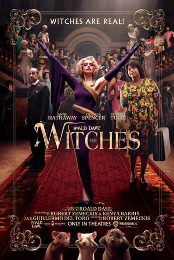 Witches, The movie poster