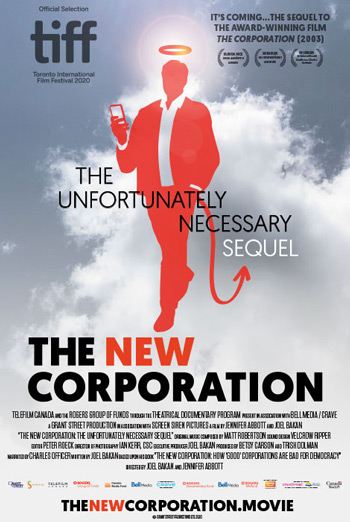 New Corporation:The Unfortunately Necessary Sequel movie poster