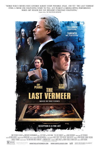 Last Vermeer, The movie poster