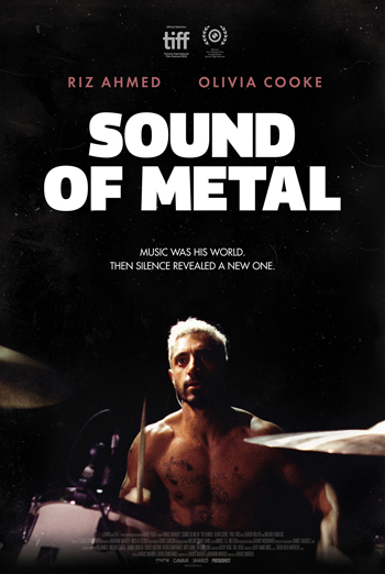 Sound Of Metal movie poster