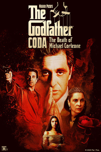 Godfather CODA: Death of Michael Corleone, The movie poster