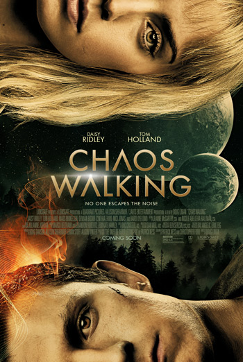 Chaos Walking movie poster