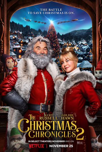 Christmas Chronicles 2, The movie poster