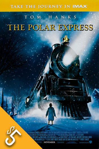 Polar Express (IMAX) movie poster