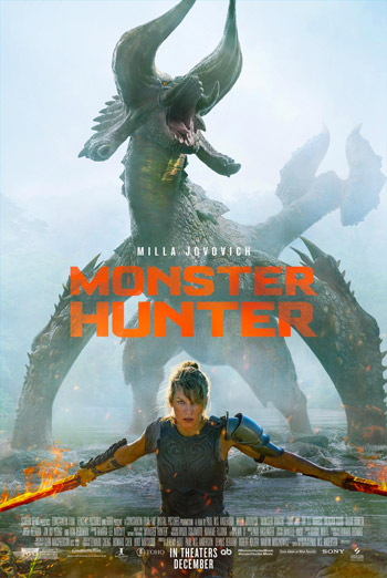 Monster Hunter (IMAX) - in theatres 12/18/2020
