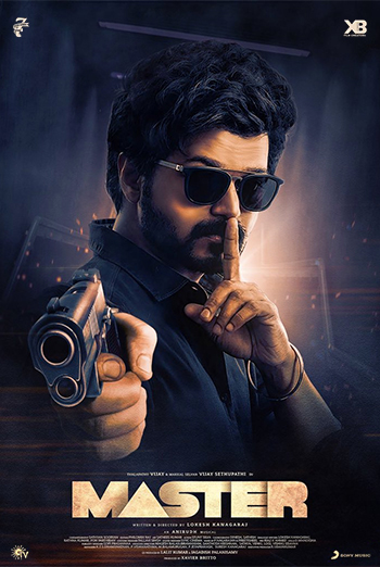 Master (Tamil W/E.S.T.) movie poster