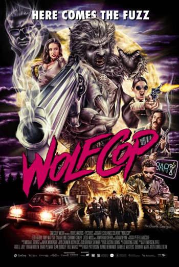 WolfCop (2014) movie poster