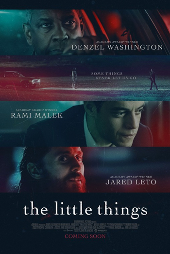 Little Things, The movie poster