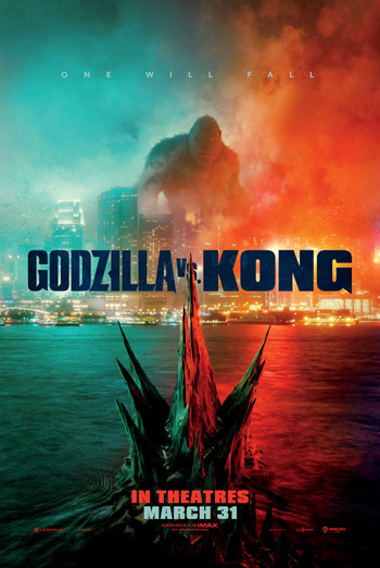 Godzilla vs Kong movie poster