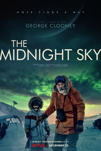 Midnight Sky, The movie poster