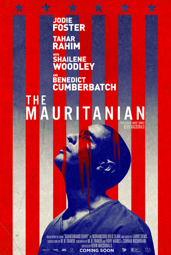 Mauritanian, The movie poster