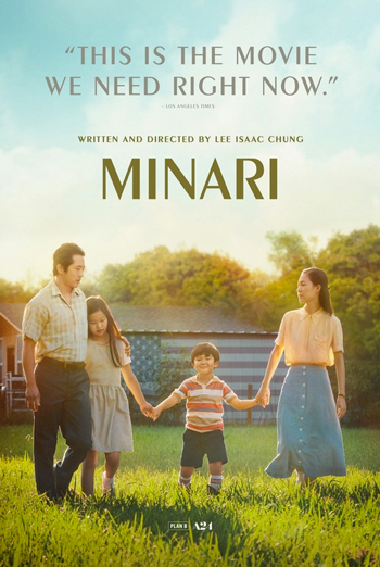 Minari movie poster