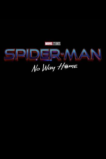 Spider-Man: No Way Home movie poster