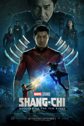 Shang-Chi and the Legend of the Ten Rings - in theatres 09/03/2021