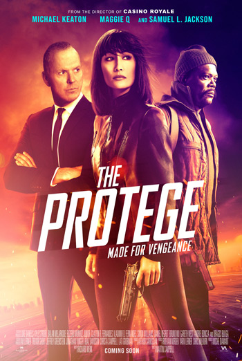 Protege, The movie poster