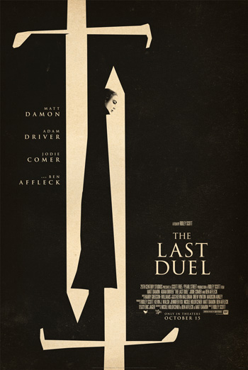 Last Duel, The movie poster