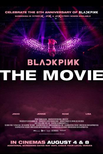 Blackpink: The Movie (Korean w/EST) movie poster