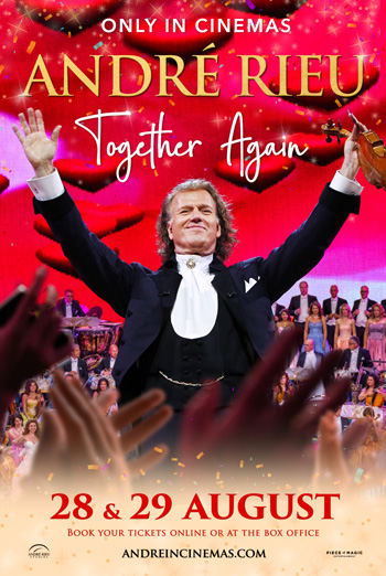 Andre Rieu's 2021 Summer Concert: Together Again movie poster
