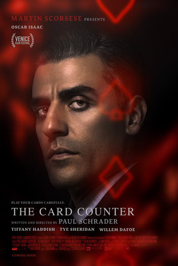 Card Counter, The - in theatres 09/10/2021