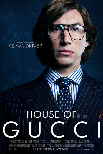 House of Gucci movie poster