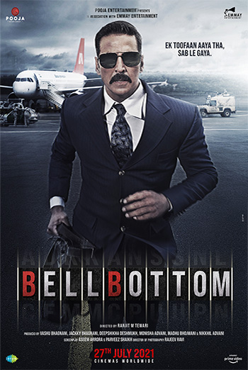 Bell Bottom(Hindi W/E.S.T.) - in theatres 08/20/2021