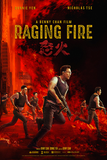 Raging Fire (Cantonese W/E.& C.S.T.) movie poster