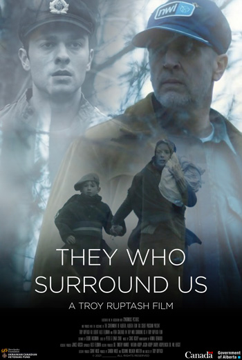 They Who Surround Us movie poster