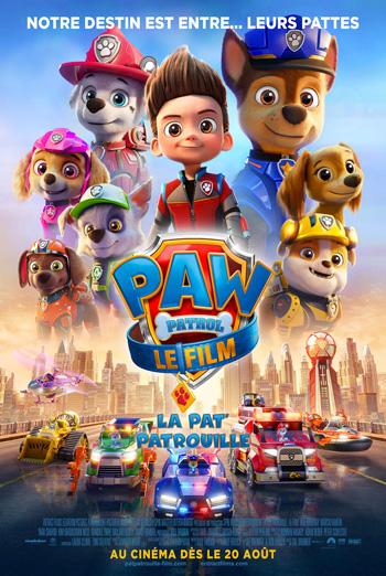 La Pat' Patrouille : le film - in theatres 08/20/2021