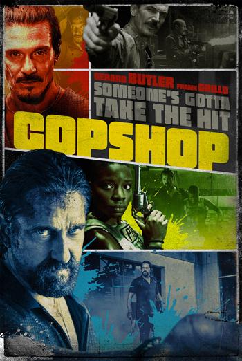 Copshop - in theatres 09/17/2021