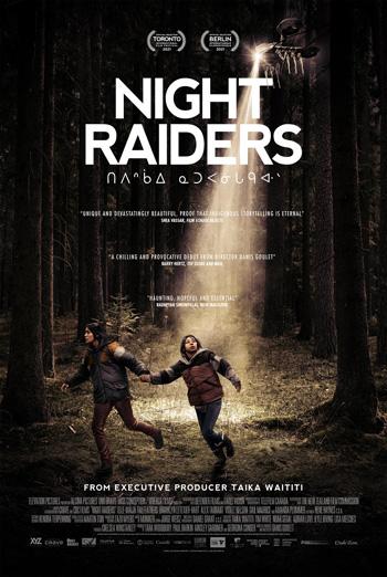 Night Raiders - in theatres 10/08/2021