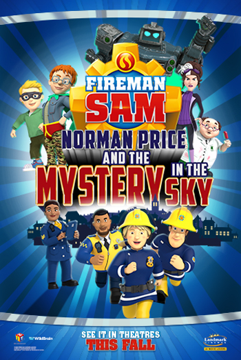 Fireman Sam: Norman Price & The Mystery In The Sky movie poster