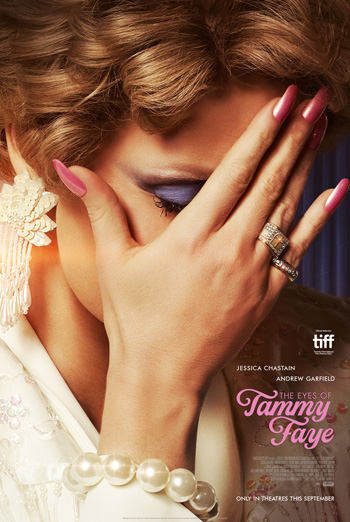 Eyes Of Tammy Faye, The - in theatres 09/17/2021