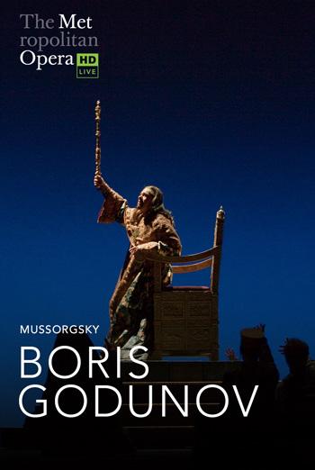 Boris Godunov (Mussorgsky) (MET 20/21) movie poster