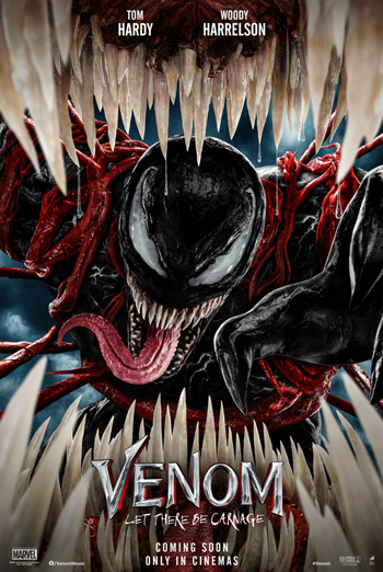Venom: Let There Be Carnage (IMAX) - in theatres 10/01/2021