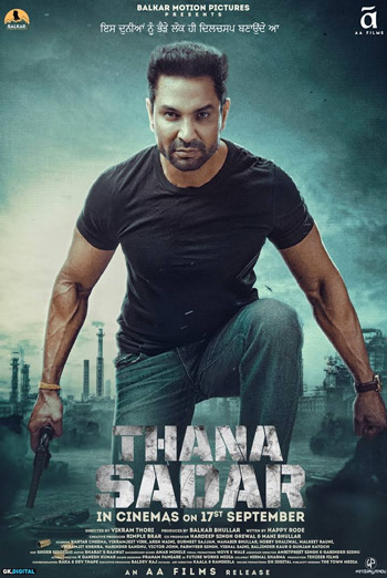 Thana Sadar (Punjabi W/E.S.T.) - in theatres 09/17/2021