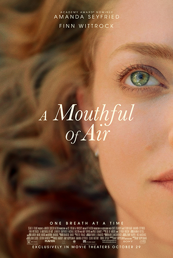 Mouthful of Air, A movie poster