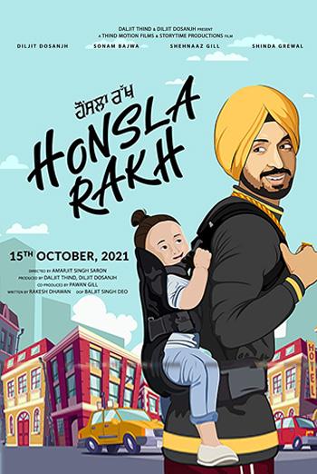 Honsla Rakh (Punjabi W/E.S.T.) movie poster