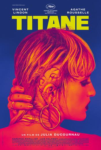 Titane - in theatres 10/15/2021